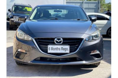 2014 Mazda 3 BM Series Neo Sedan Image 4