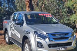 2019 Isuzu UTE D-MAX LS-U Crew Cab Ute 4x4 Utility Mobile Image 2