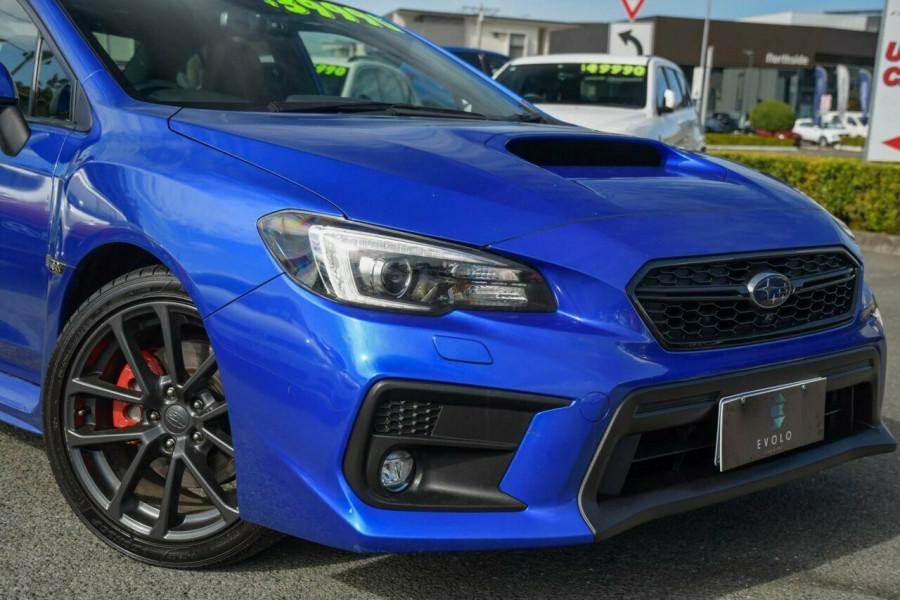 2017 MY18 Subaru WRX V1 MY18 Premium AWD Sedan