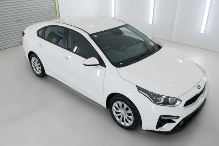 2019 MY20 Kia Cerato Sedan BD S with Safety Pack Sedan Image 1