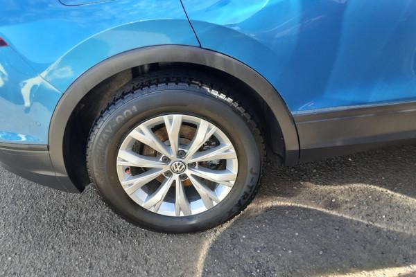 2016 MY17 Volkswagen Tiguan 5N  110TSI Trendline Suv