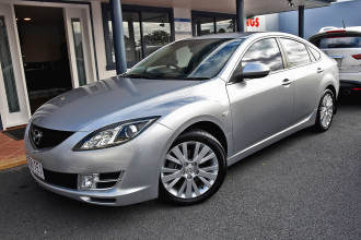 Mazda 6 Luxury Sports GH Series 1 MY09