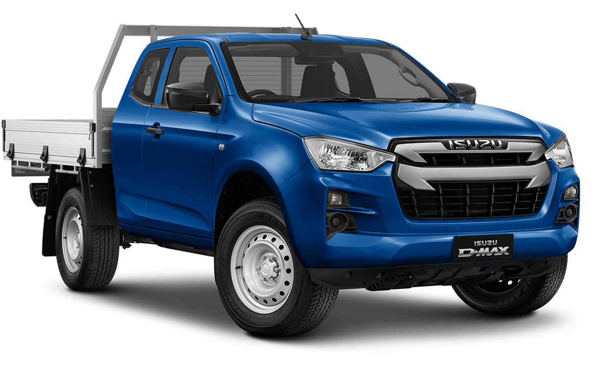 2021 Isuzu UTE D-MAX RG SX 4x4 Space Cab Chassis Cab chassis