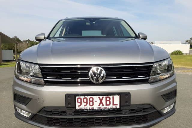 2016 MY17 Volkswagen Tiguan 5N  132TSI Comfrtline Suv Image 2