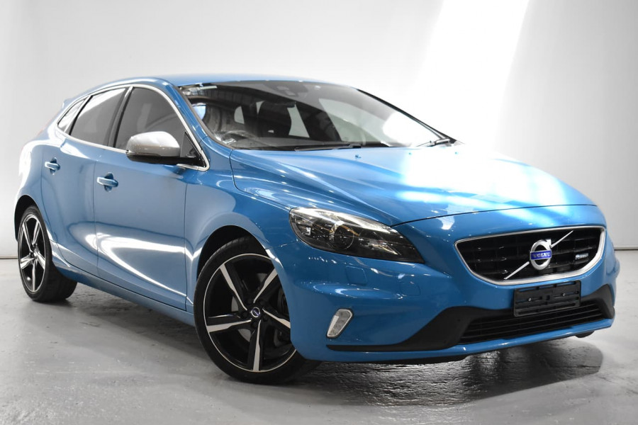 2015 Volvo V40 (No Series) MY16 T5 R-Design Hatchback
