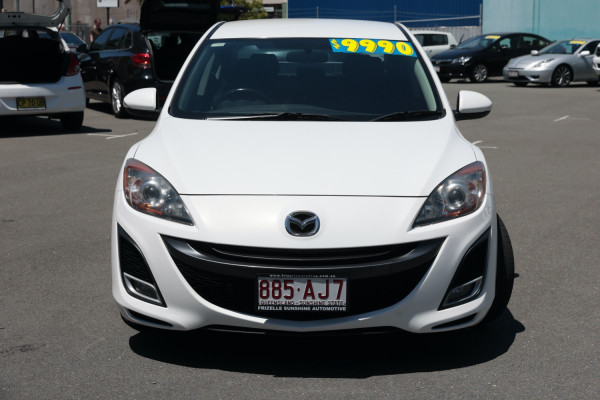2010 Mazda 3 BL10L1 SP25 Sedan Image 2