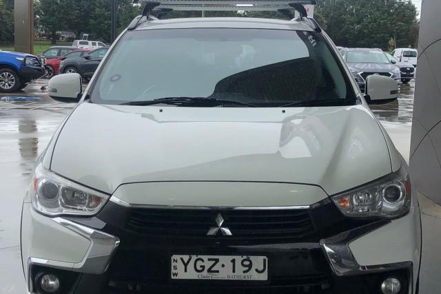 2017 Mitsubishi ASX XC LS Suv Image 3