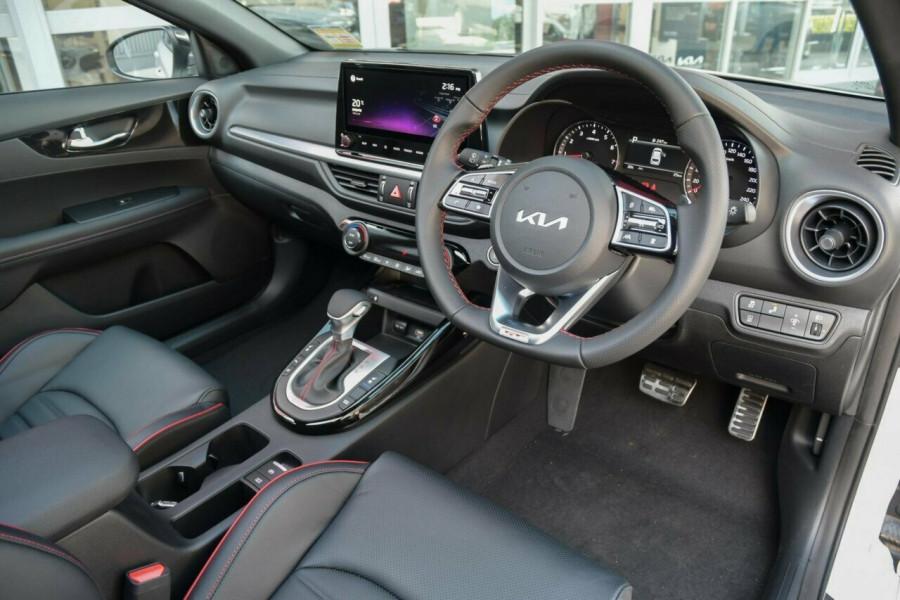 2021 MY22 Kia Cerato BD GT Hatchback