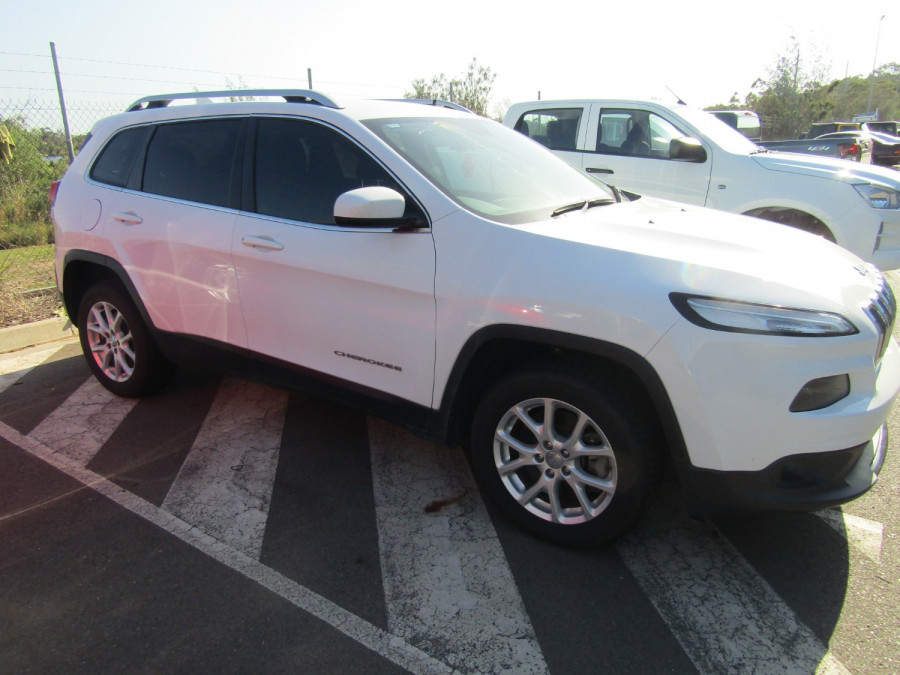 2014 Chrysler Cherokee KL LONGITUDE Wagon Image 1