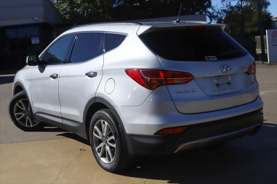 2013 Hyundai Santa Fe DM MY14 Elite Suv Image 2