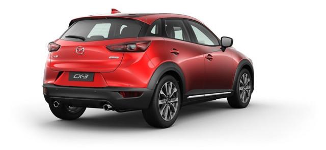 2020 MY0  Mazda CX-3 DK sTouring Suv Mobile Image 13