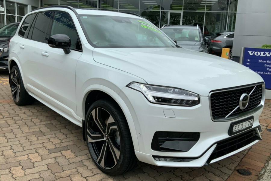 2019 MY20 Volvo XC90 256 MY20 T6 R-Design (AWD) Wagon
