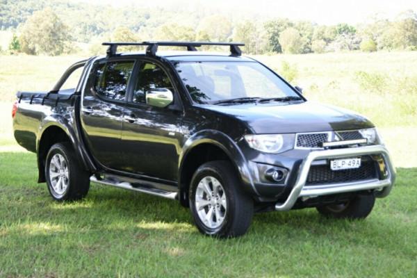 Mitsubishi Triton GLX-R MN MY11