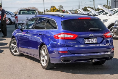 2017 Ford Mondeo MD  Trend Wagon