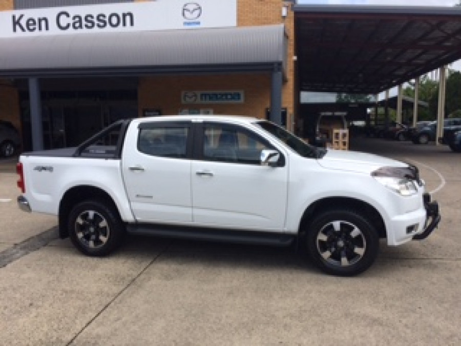 2016 Holden Colorado RG MY16 Storm Utility Image 1