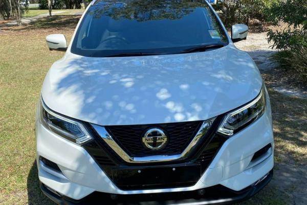 2019 MY20 Nissan Qashqai MY20 TI Suv