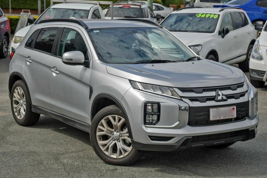 2021 Mitsubishi ASX XD MY21 LS 2WD Suv
