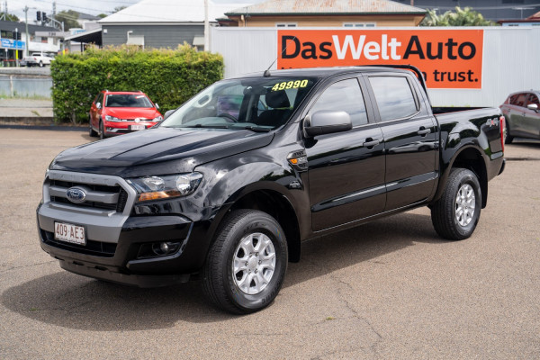 2018 Ford Ranger PX MkII  XLS Utility Image 3