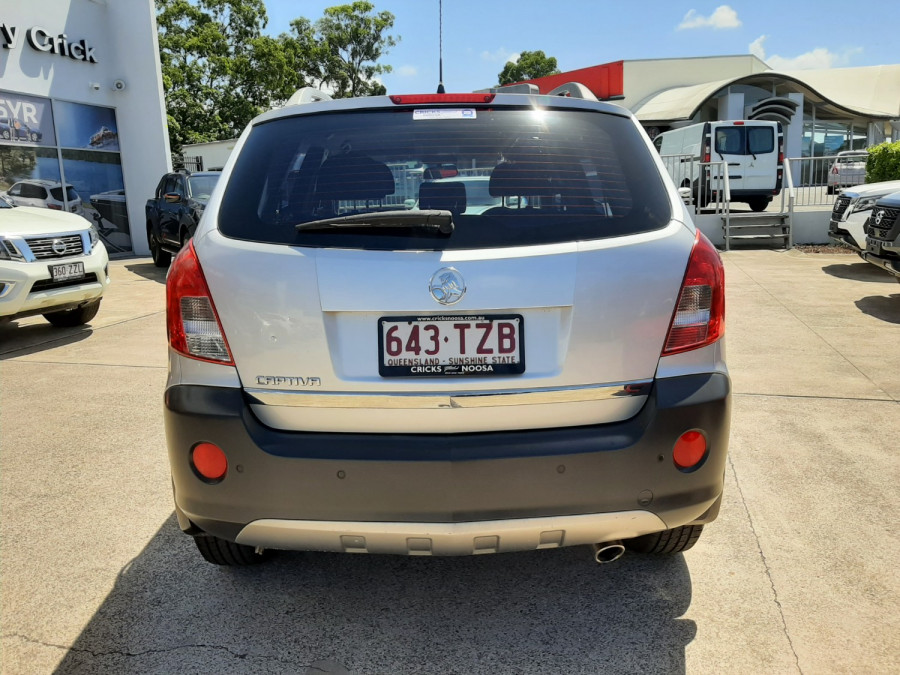 2011 Holden Captiva CG Series II 5 Suv Image 6