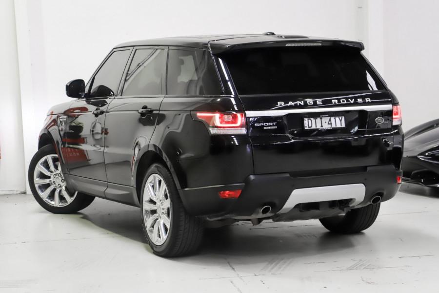 2015 Land Rover Range Rover Spo HSE