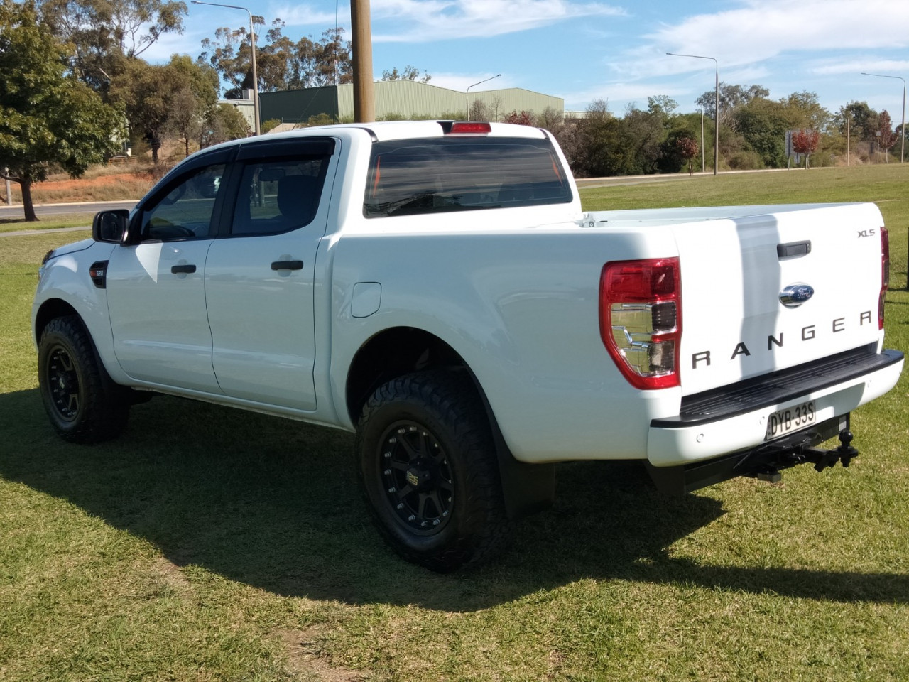 2017 Ford Ranger PX MKII XLS Utility Image 10