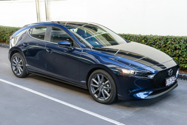 2019 Mazda 3 BP G20 Evolve Hatch Hatch Image 5