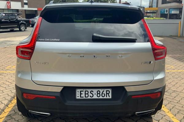 2019 Volvo XC40 536 MY19 T5 R-Design (AWD) Suv Image 5