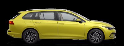 New Volkswagen Golf Wagon