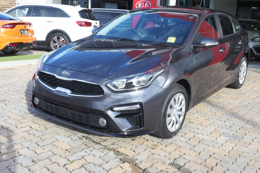 2020 Kia Cerato Sedan BD S with Safety Pack Hatchback