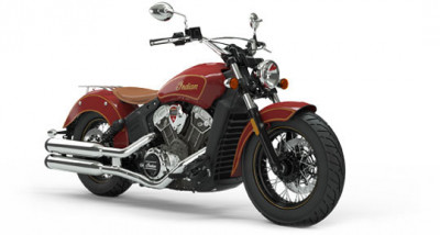 New Indian Scout 100th Anniversary Edition