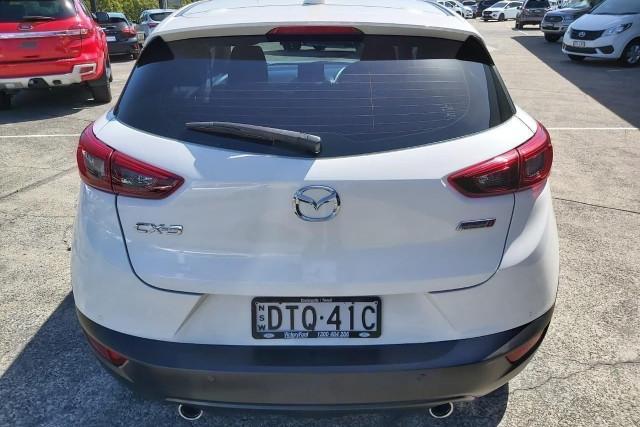 2017 Mazda CX-3 Maxx