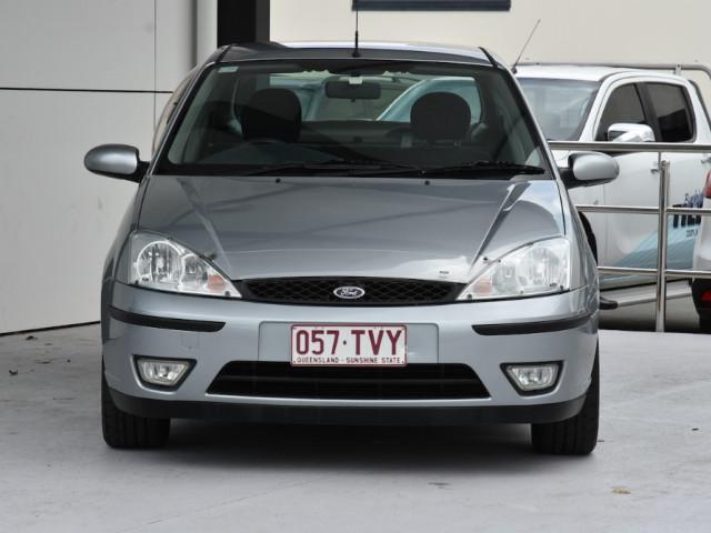 2003 Ford Focus Sedan LR MY2003 CL Sedan
