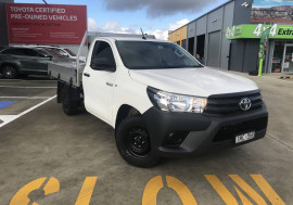 Toyota HiLux WORKMATE TGN121R MY19