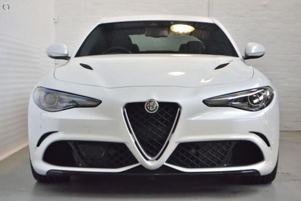 Alfa Romeo Giulia Quadrifoglio Quadrofoglio