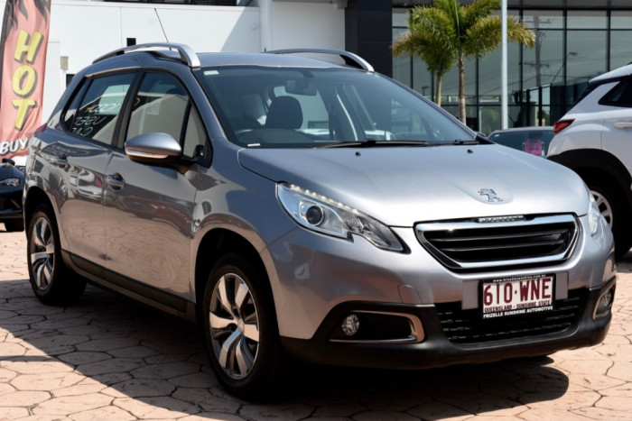 2015 Peugeot 2008 A94 Active Suv