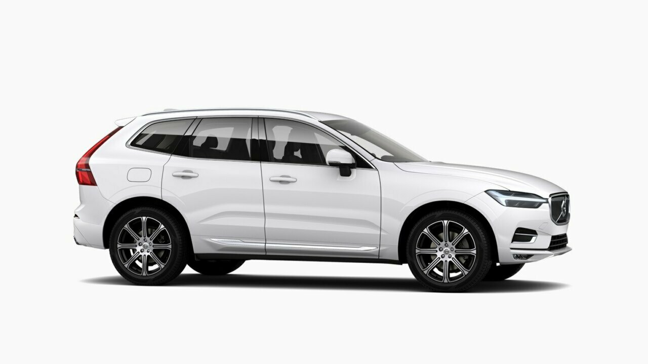 2018 MY19 Volvo XC60 UZ T5 Inscription Wagon