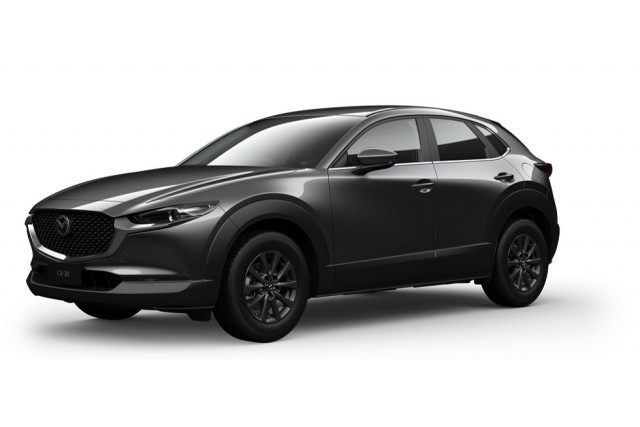 2021 Mazda CX-30 DM Series G20 Pure Other