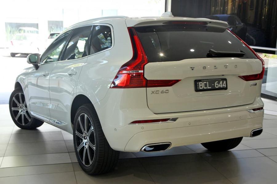 2019 Volvo XC60 UZ D4 Inscription Suv
