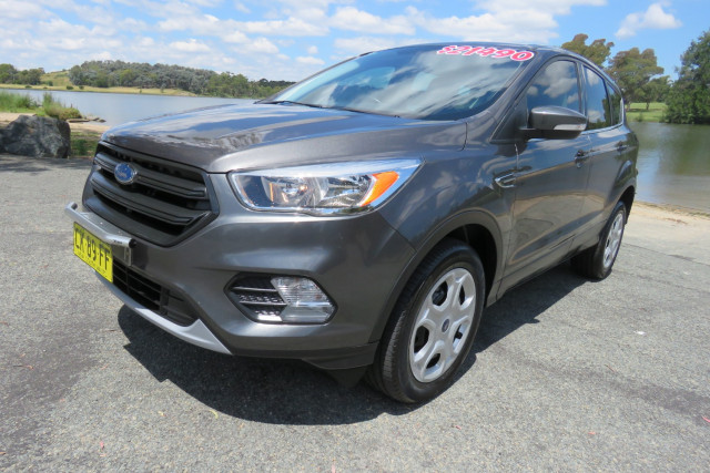 2017 Ford Escape Ambiente