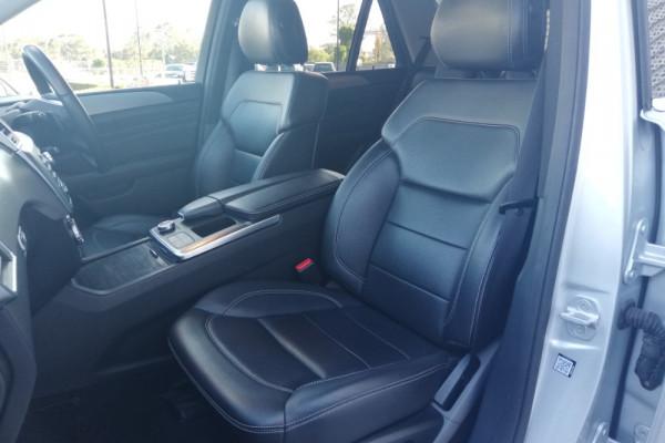 2012 Mercedes-Benz Ml250 W166 ML250 BlueTEC Wagon Image 4