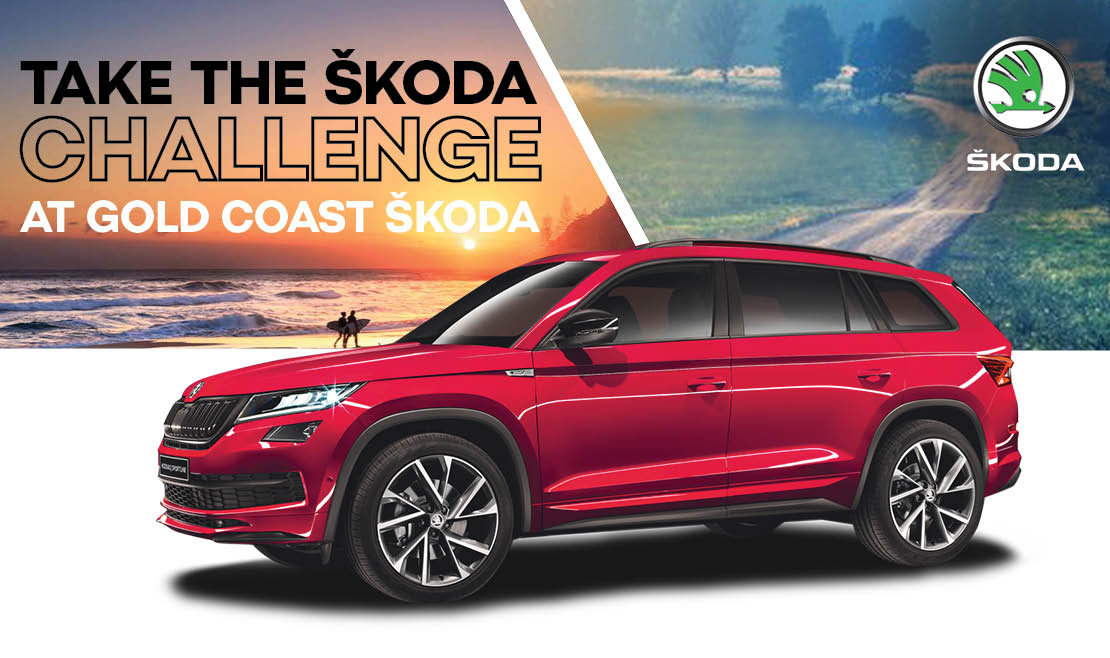 Take the Skoda Challenge