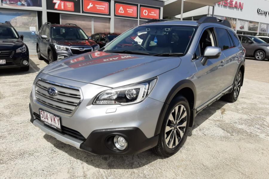 2014 MY15 Subaru Outback B6A  3.6R Suv
