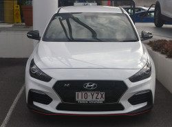 2019 MY18 Hyundai i30 PDe.2 N Performance Hatchback Image 3