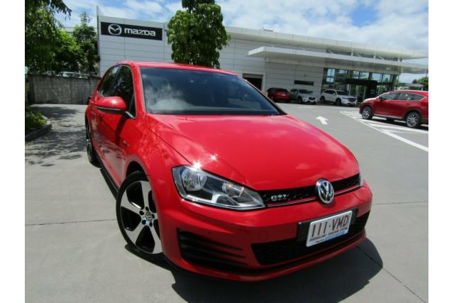 2013 MY14 Volkswagen Golf VII MY14 GTI DSG Hatchback