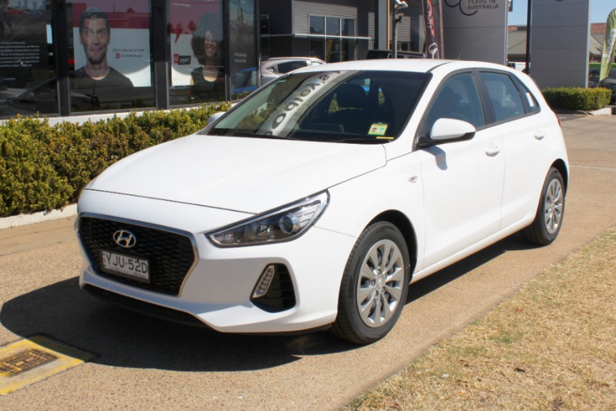 2018 Hyundai i30 PD Go Hatch