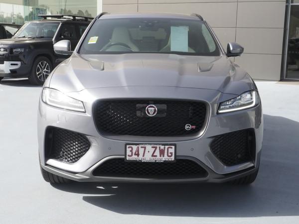 2020 Jaguar F-pace Suv Image 2