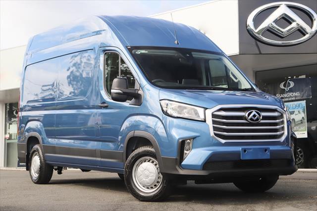 2020 MY21 LDV Deliver 9 LWB (High Roof) Van image 1