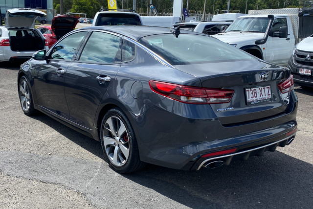 2015 MY16 Kia Optima JF GT Sedan Image 5