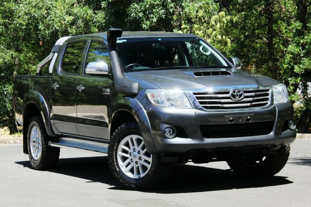 2015 MY14 Toyota Hilux KUN26R MY14 SR5 Double Cab Utility