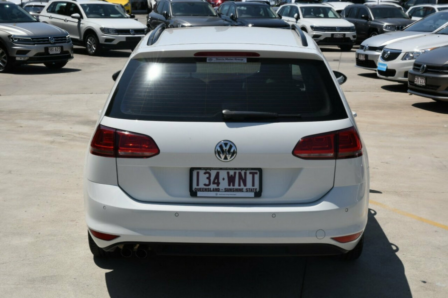 2015 MY16 Volkswagen Golf VII MY16 92TSI DSG Trendline Wagon Image 4